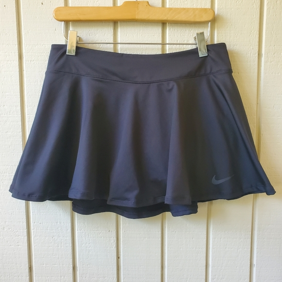 Nike Dresses & Skirts - Nike Black Dri-Fit Tennis Skort Medium